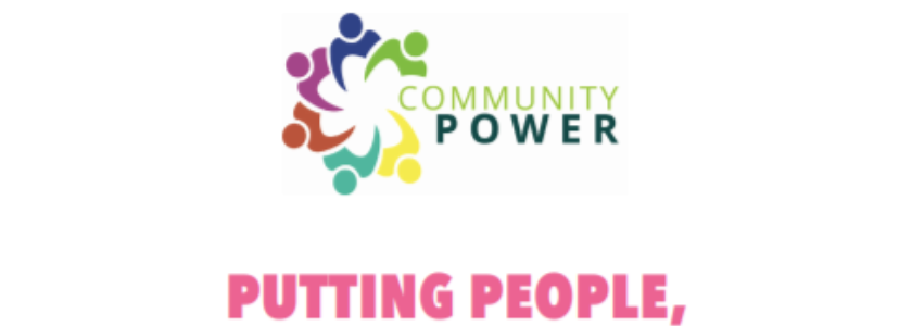 Community power coalition statement front